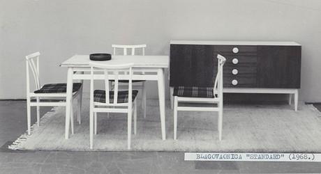 Dizajnerice for Mobilia 1970